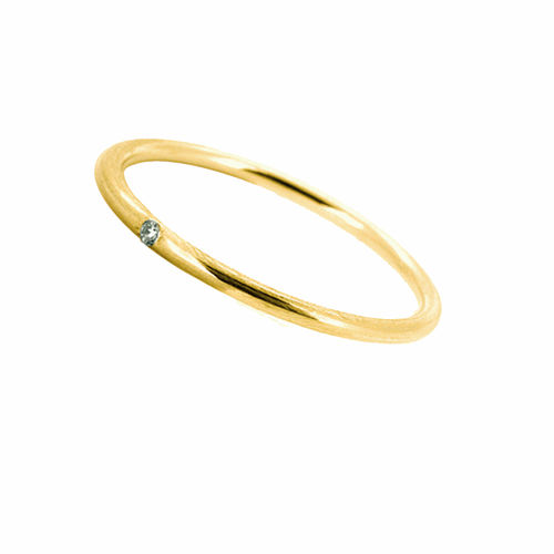 Ring Gold Brillant