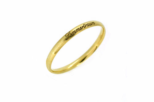 "Ring ""Sommertraum"" Gold"